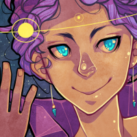 space-mage-galaxy-star-nebula-magic-casey-draws-anime-manga