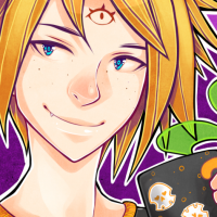 spoopy-boy-halloween-bat-pumpkin-skulls-candy-anime-manga-boy